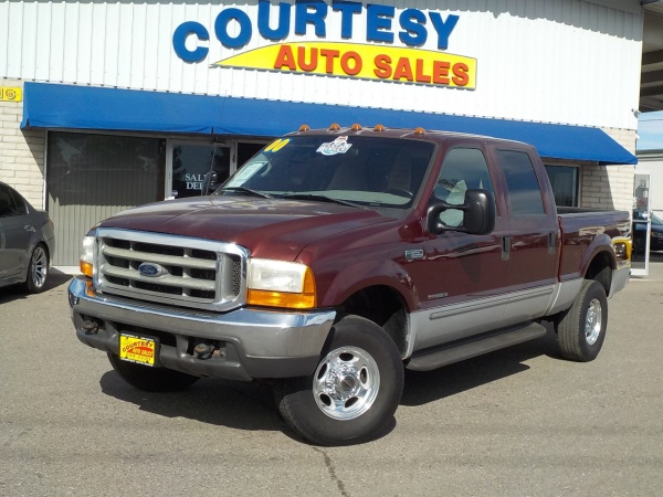 used Ford F-350 2000 vin: 1FTSW31F9YEB34287