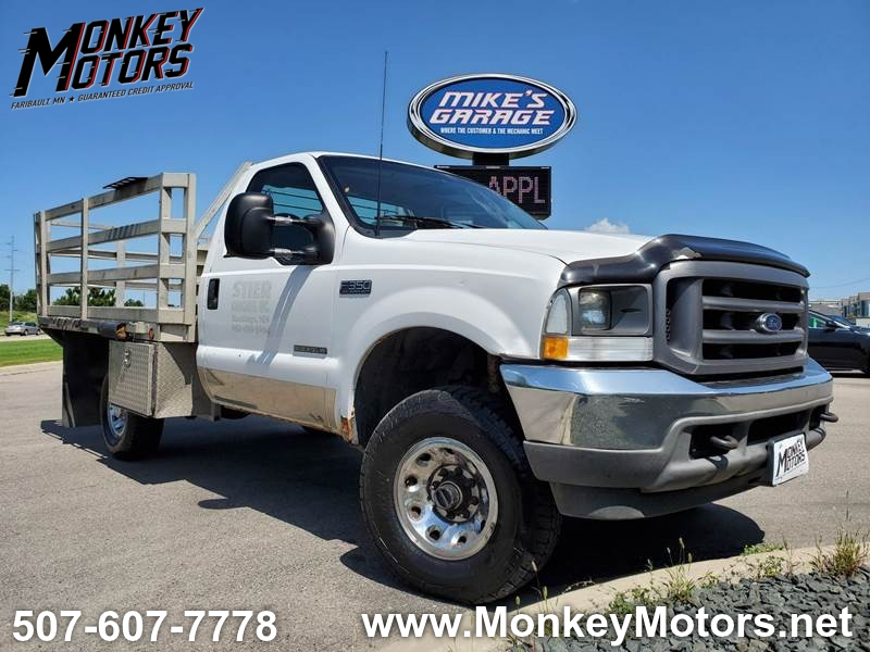 used Ford F-350 2002 vin: 1FTSF31F82EC99125