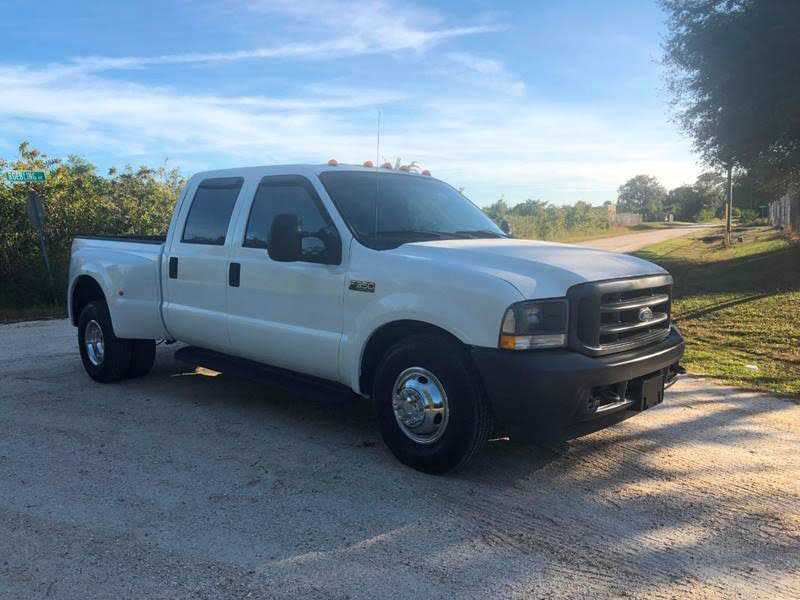 used Ford F-350 2002 vin: 1FTWW32S42ED68163
