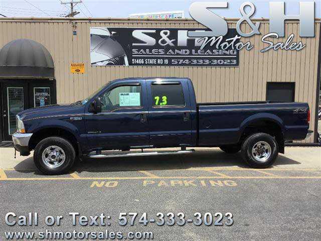 Ford F-350 2002 $6952.00 incacar.com