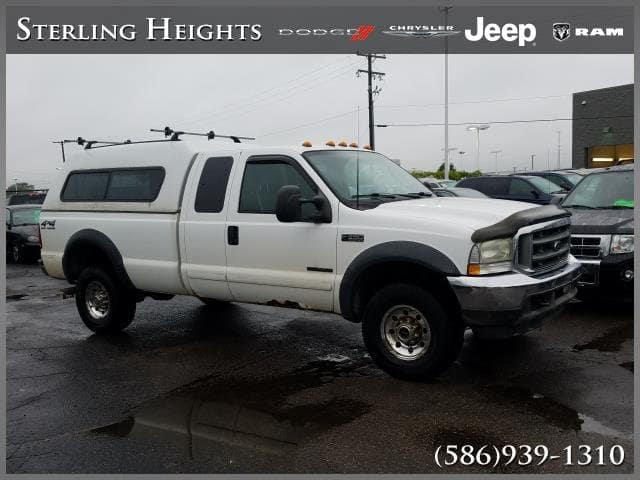 Ford F-350 2002 $9995.00 incacar.com