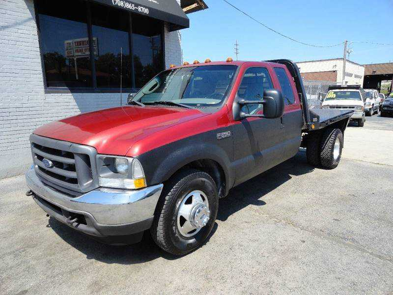 used Ford F-350 2003 vin: 1FTWX32P83ED00779