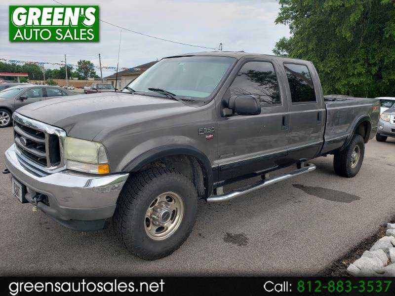used Ford F-350 2003 vin: 1FTSW31F73EA45925