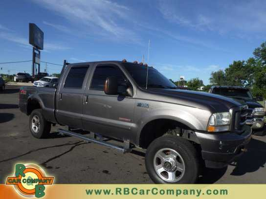 used Ford F-350 2004 vin: 1FTSW31PX4EC78238