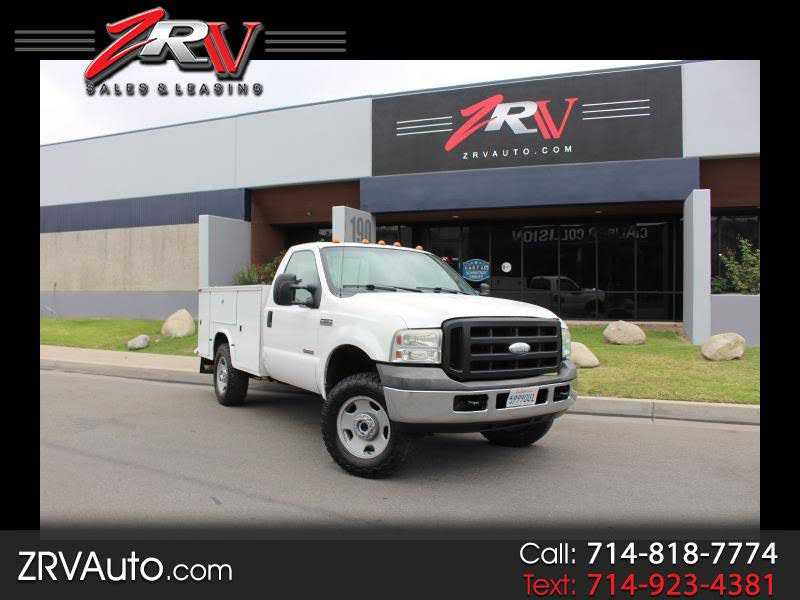 used Ford F-350 2006 vin: 1FDWF35P46ED80547