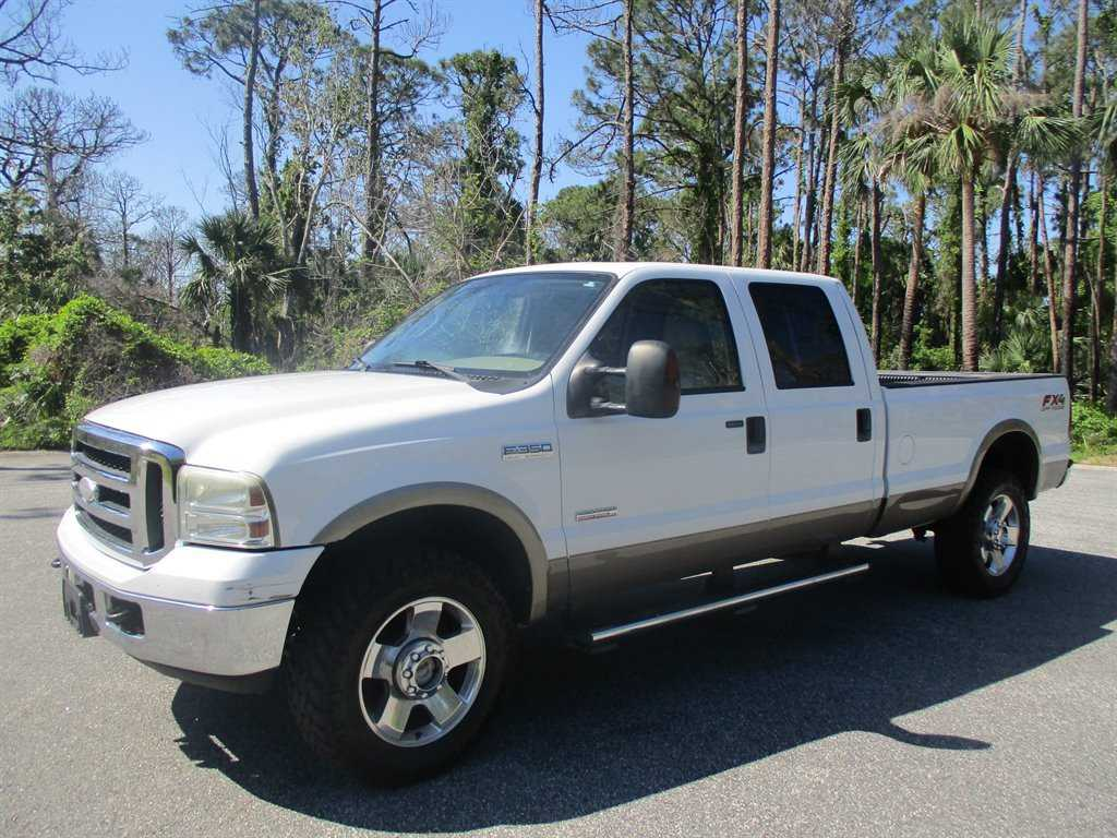 used Ford F-350 2007 vin: 1FTWW31P17EA49839