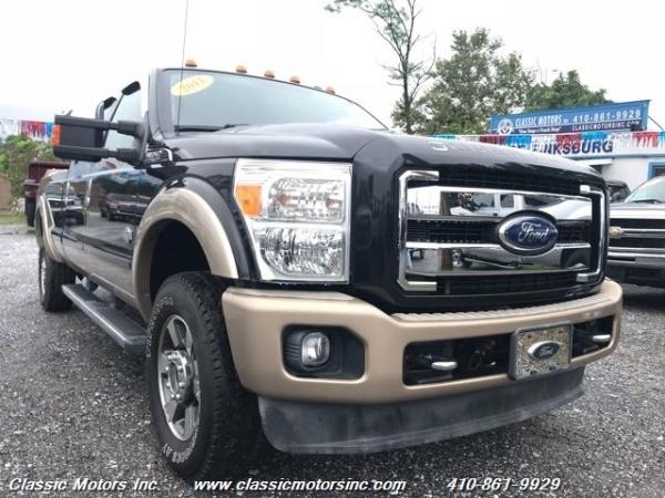 Ford F-350 2011 $40999.00 incacar.com