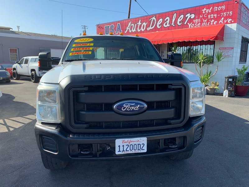 used Ford F-350 2011 vin: 1FD8W3FT0BEB20368