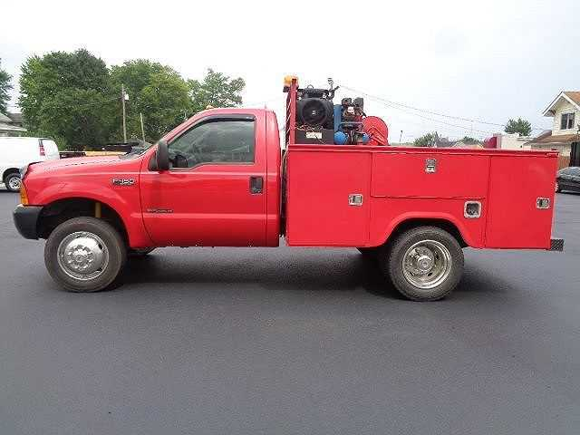 used Ford F-450 1999 vin: 1FDXF46F1XED55610
