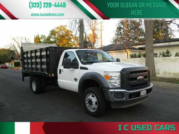 Ford F-450 2011 $23985.00 incacar.com
