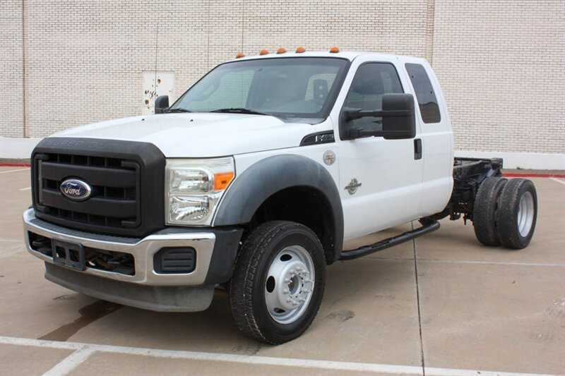 used Ford F-450 2011 vin: 1FD0X4GT5BEC32033