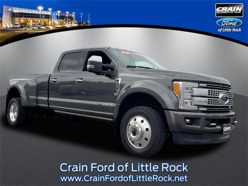 used Ford F-450 2018 vin: 1FT8W4DTXJEB05453