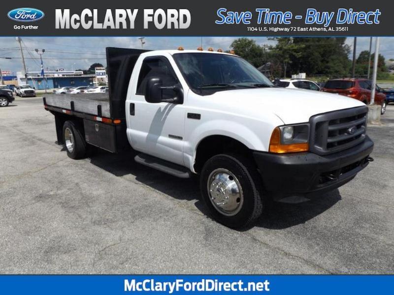 used Ford F-550 2001 vin: 1FDAF56F41EC01458