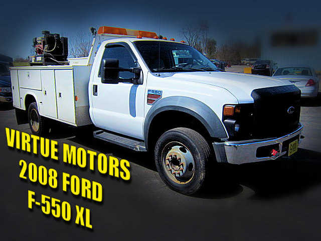 Ford F-550 2008 $17995.00 incacar.com