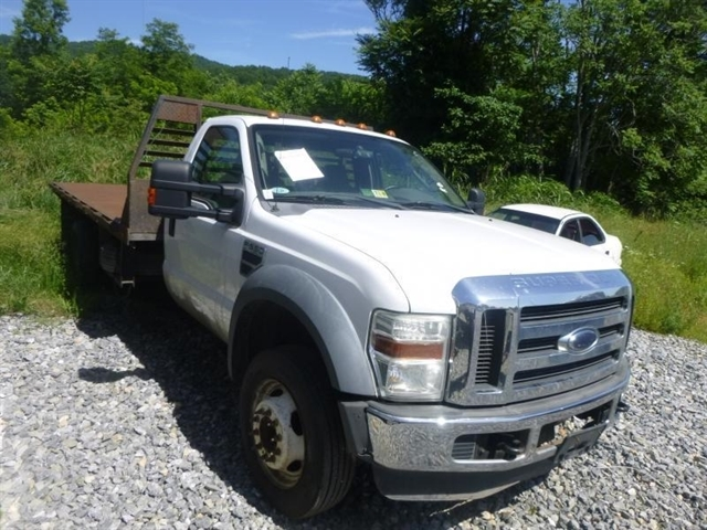 used Ford F-550 2008 vin: 1FDAF56Y08ED12195