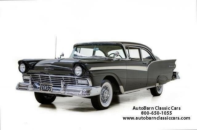 Ford Fairlane 1957 $32995.00 incacar.com