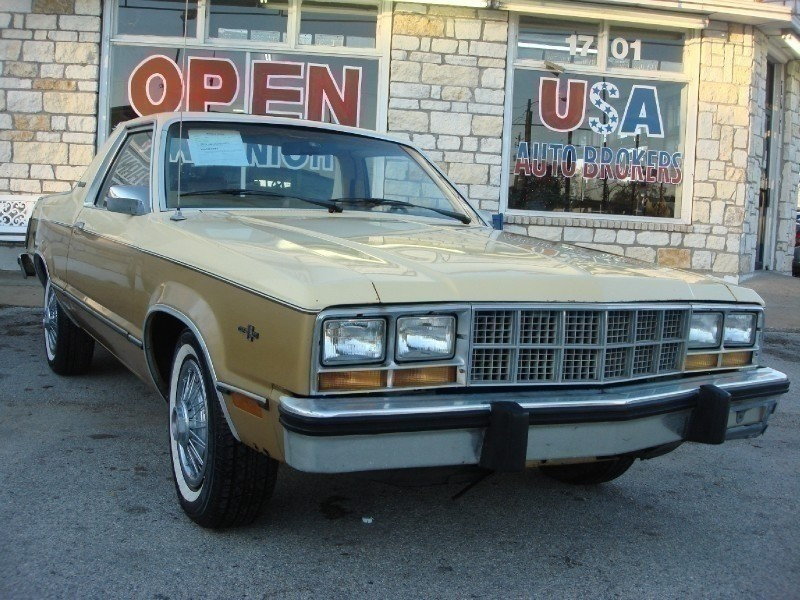 used Ford Fairmont 1981 vin: 1FABP22B8BK197950