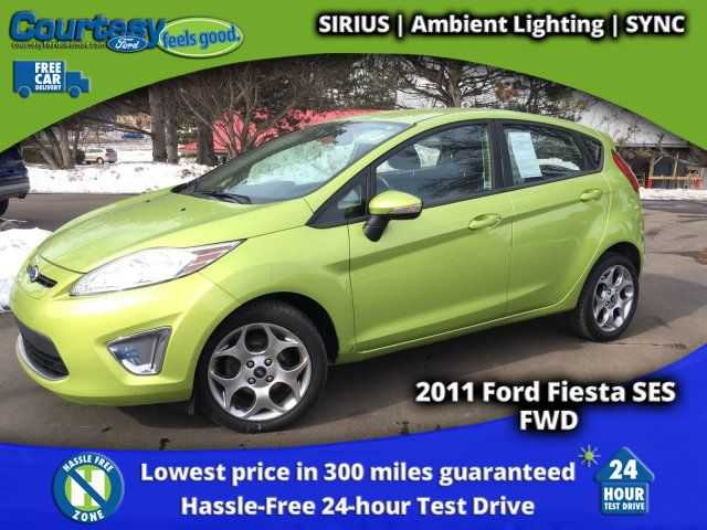 Ford Fiesta 2011 $3490.00 incacar.com