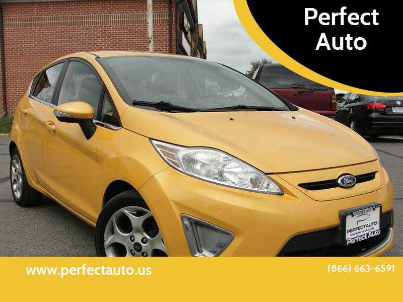 Ford Fiesta 2011 $2999.00 incacar.com