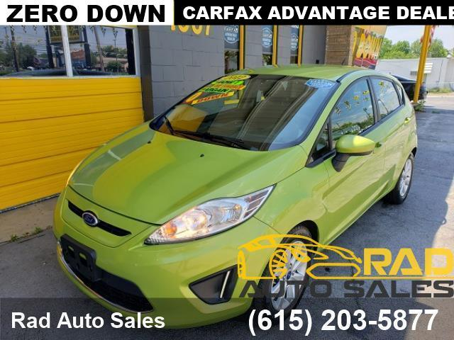 Ford Fiesta 2012 $4299.00 incacar.com
