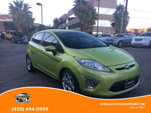 Ford Fiesta 2012 $4995.00 incacar.com