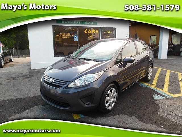 Ford Fiesta 2012 $3995.00 incacar.com