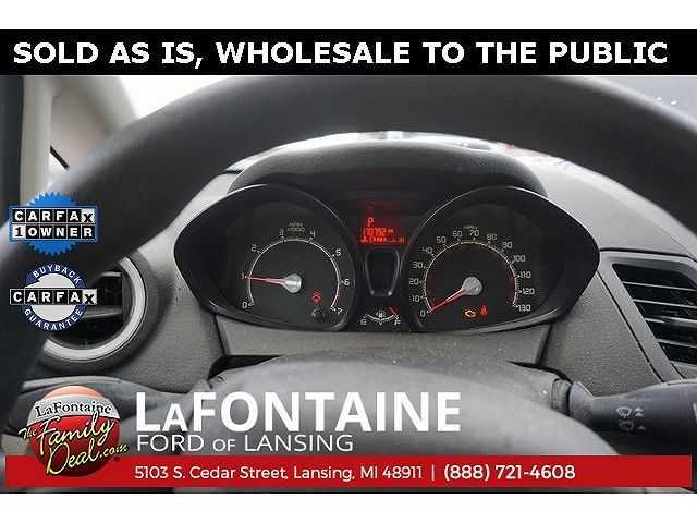Ford Fiesta 2013 $2925.00 incacar.com
