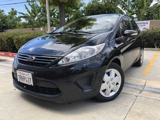 Ford Fiesta 2013 $4399.00 incacar.com