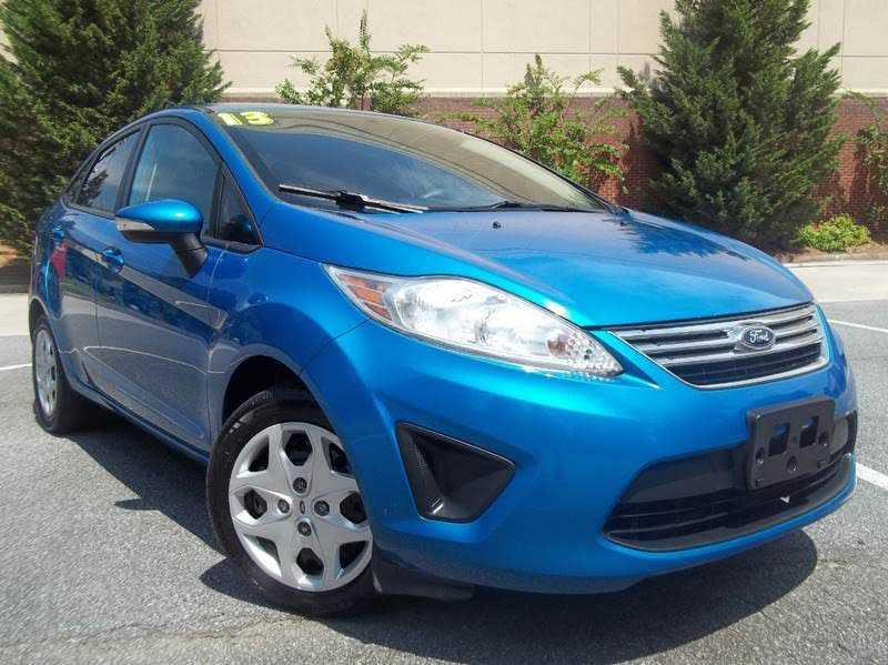 Ford Fiesta 2013 $4995.00 incacar.com
