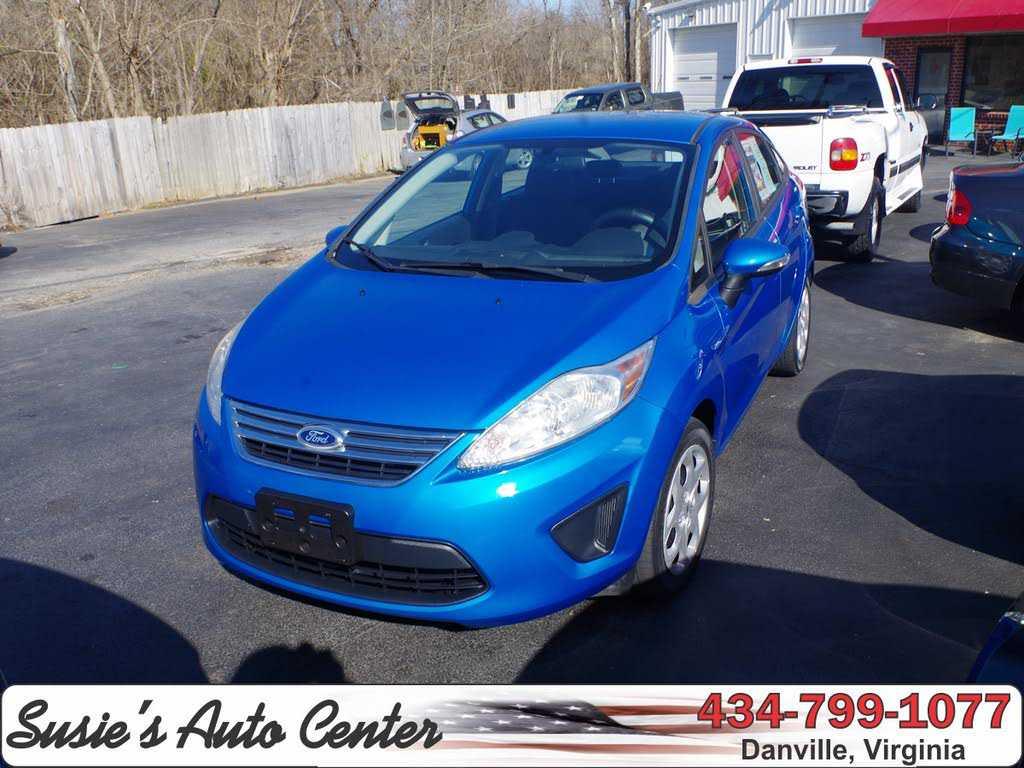 Ford Fiesta 2013 $5495.00 incacar.com