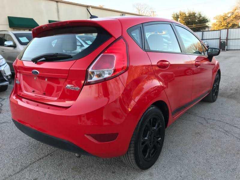 Ford Fiesta 2014 $3999.00 incacar.com