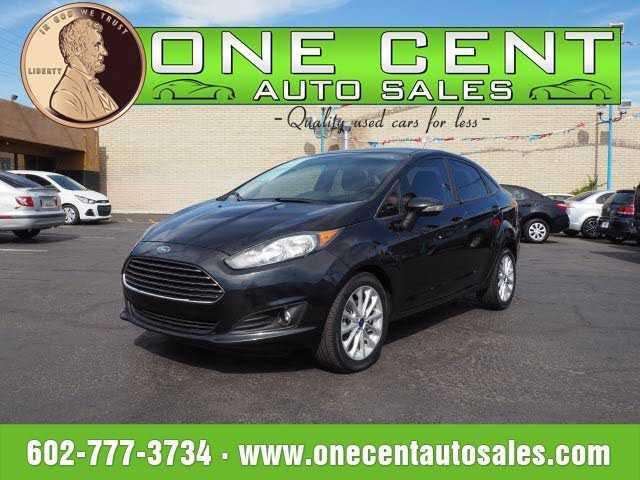 Ford Fiesta 2014 $5895.00 incacar.com