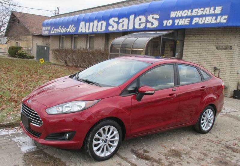 Ford Fiesta 2014 $4950.00 incacar.com