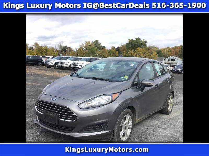 Ford Fiesta 2014 $4595.00 incacar.com