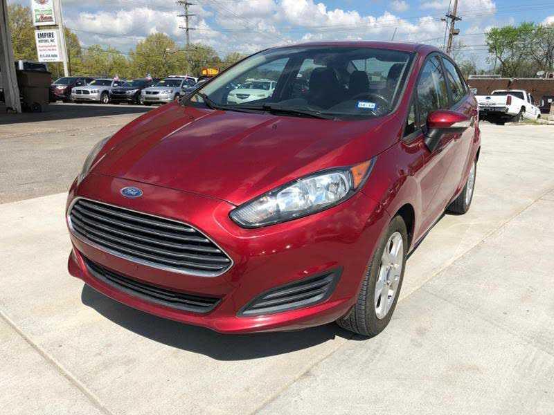 Ford Fiesta 2014 $5500.00 incacar.com