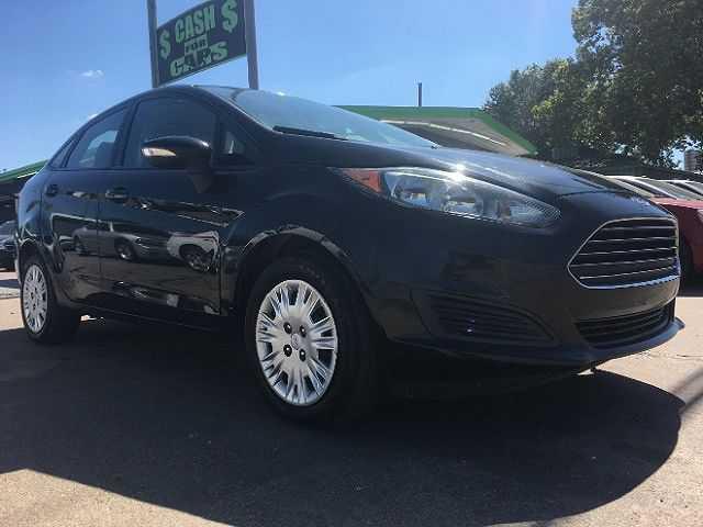 used Ford Fiesta 2014 vin: 3FADP4BJ3EM212511