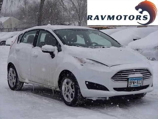 Ford Fiesta 2016 $7433.00 incacar.com
