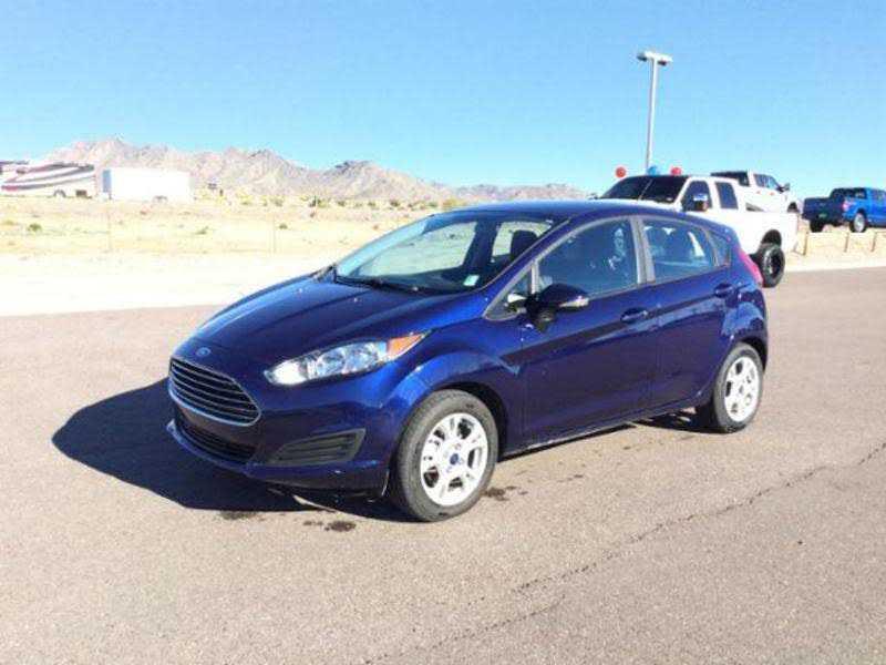 Ford Fiesta 2016 $8877.00 incacar.com