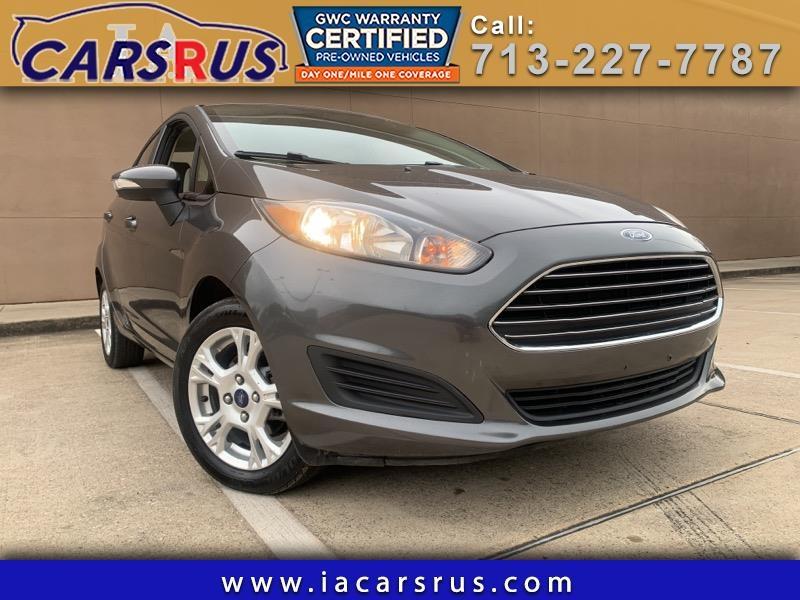 Ford Fiesta 2016 $6450.00 incacar.com
