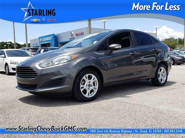 Ford Fiesta 2016 $5599.00 incacar.com