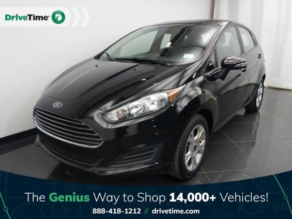 Ford Fiesta 2016 $9095.00 incacar.com