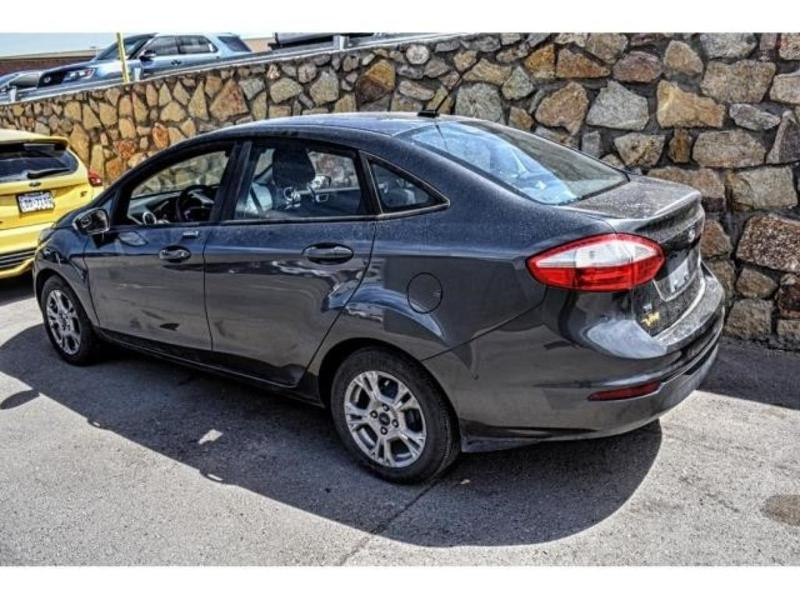 Ford Fiesta 2016 $9932.00 incacar.com