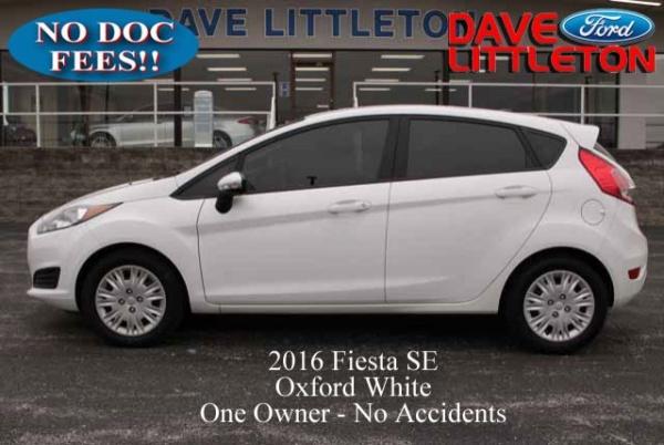 Ford Fiesta 2016 $8945.00 incacar.com