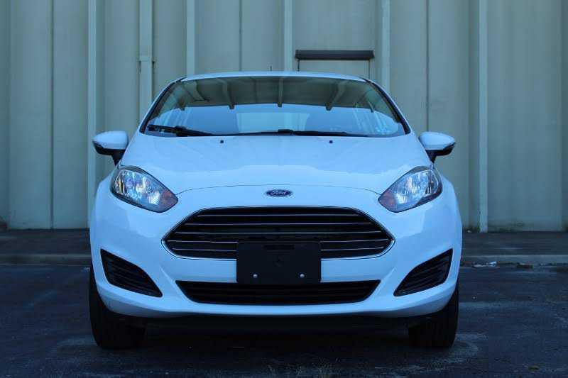 used Ford Fiesta 2016 vin: 3FADP4EJ7GM190673