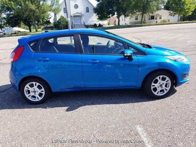 Ford Fiesta 2016 $5280.00 incacar.com