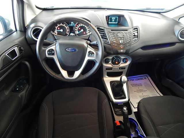 Ford Fiesta 2016 $11388.00 incacar.com
