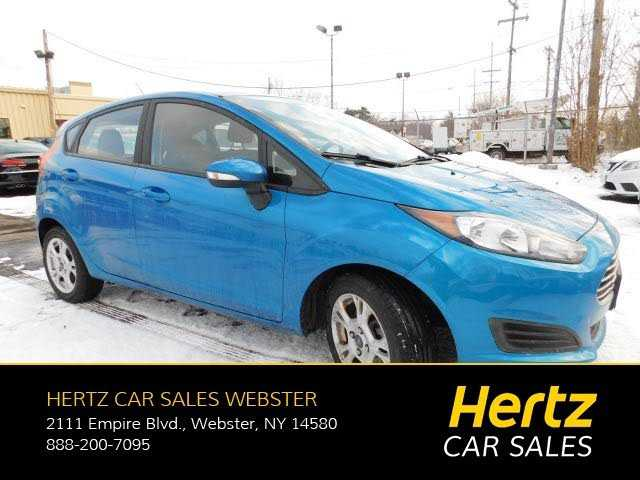 used Ford Fiesta 2016 vin: 3FADP4EJ8GM174692