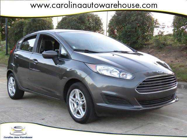 Ford Fiesta 2017 $8599.00 incacar.com