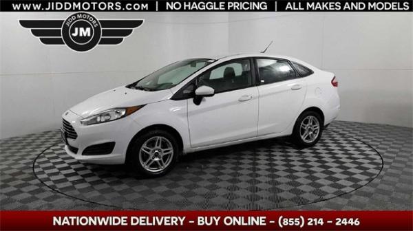 Ford Fiesta 2017 $9495.00 incacar.com