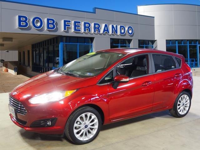 Ford Fiesta 2017 $14999.00 incacar.com